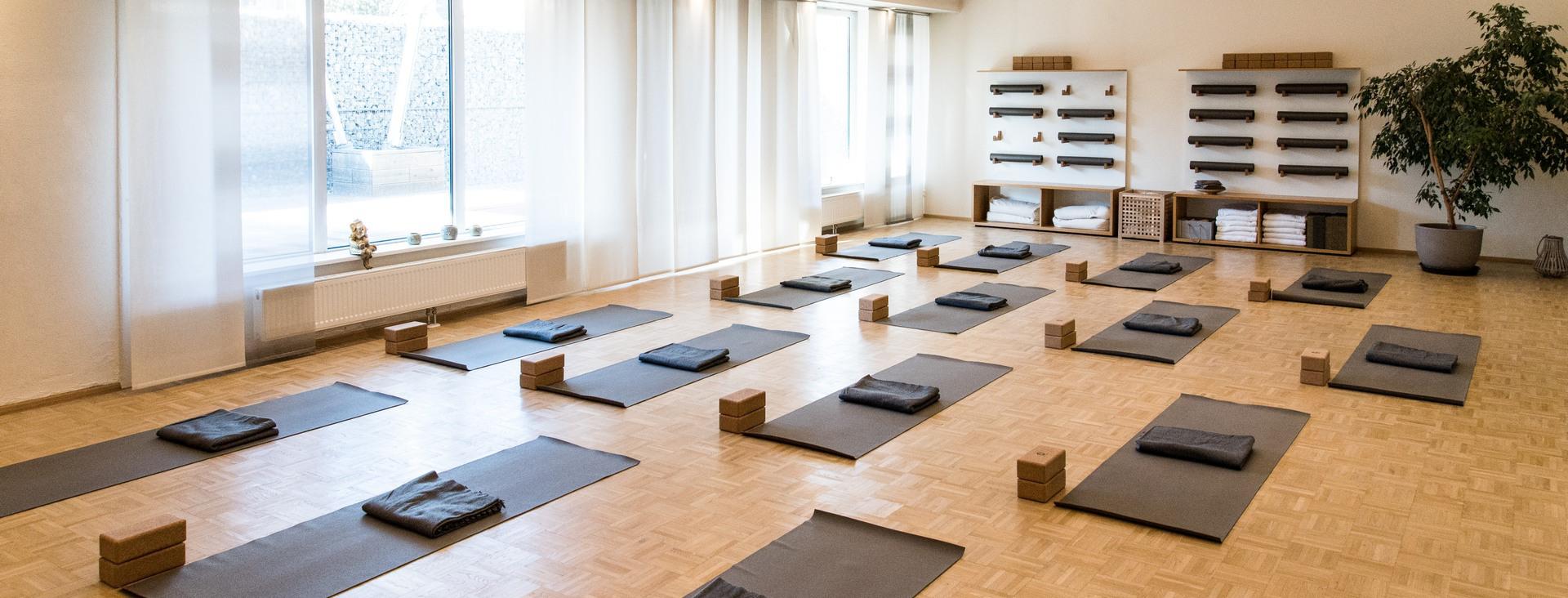 yogannette Studio Raum