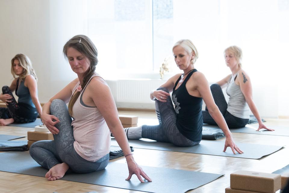 yogannette detox workshop