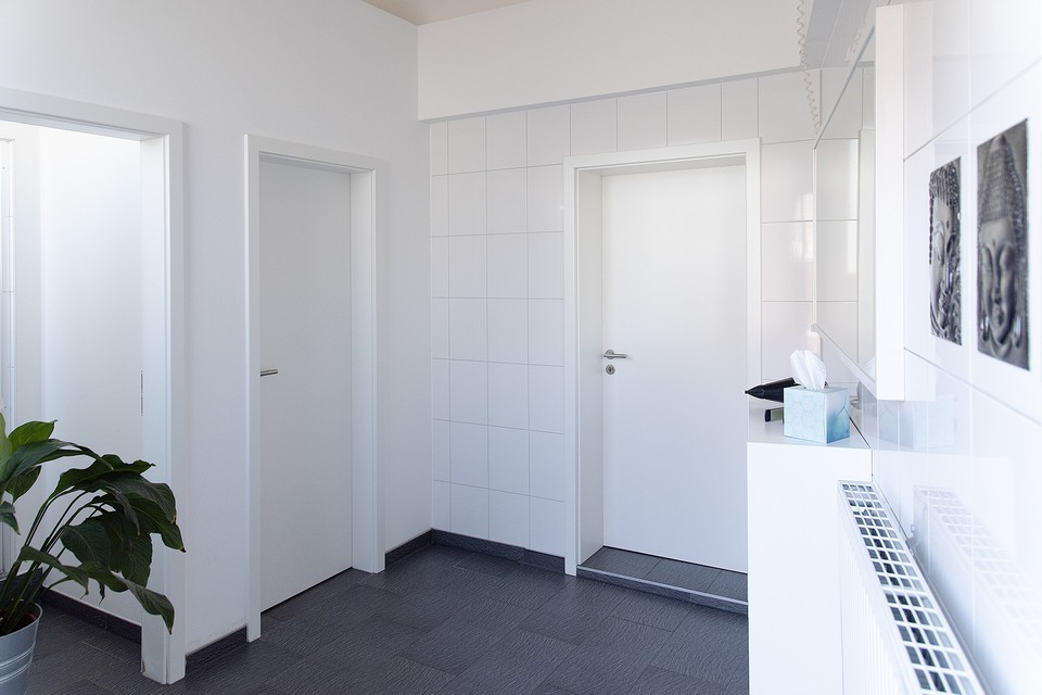 yogannette studio bad dusche